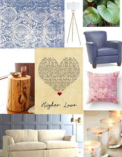 Steve Winwood Higher Love Design