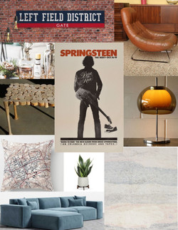 Springsteen Living Room
