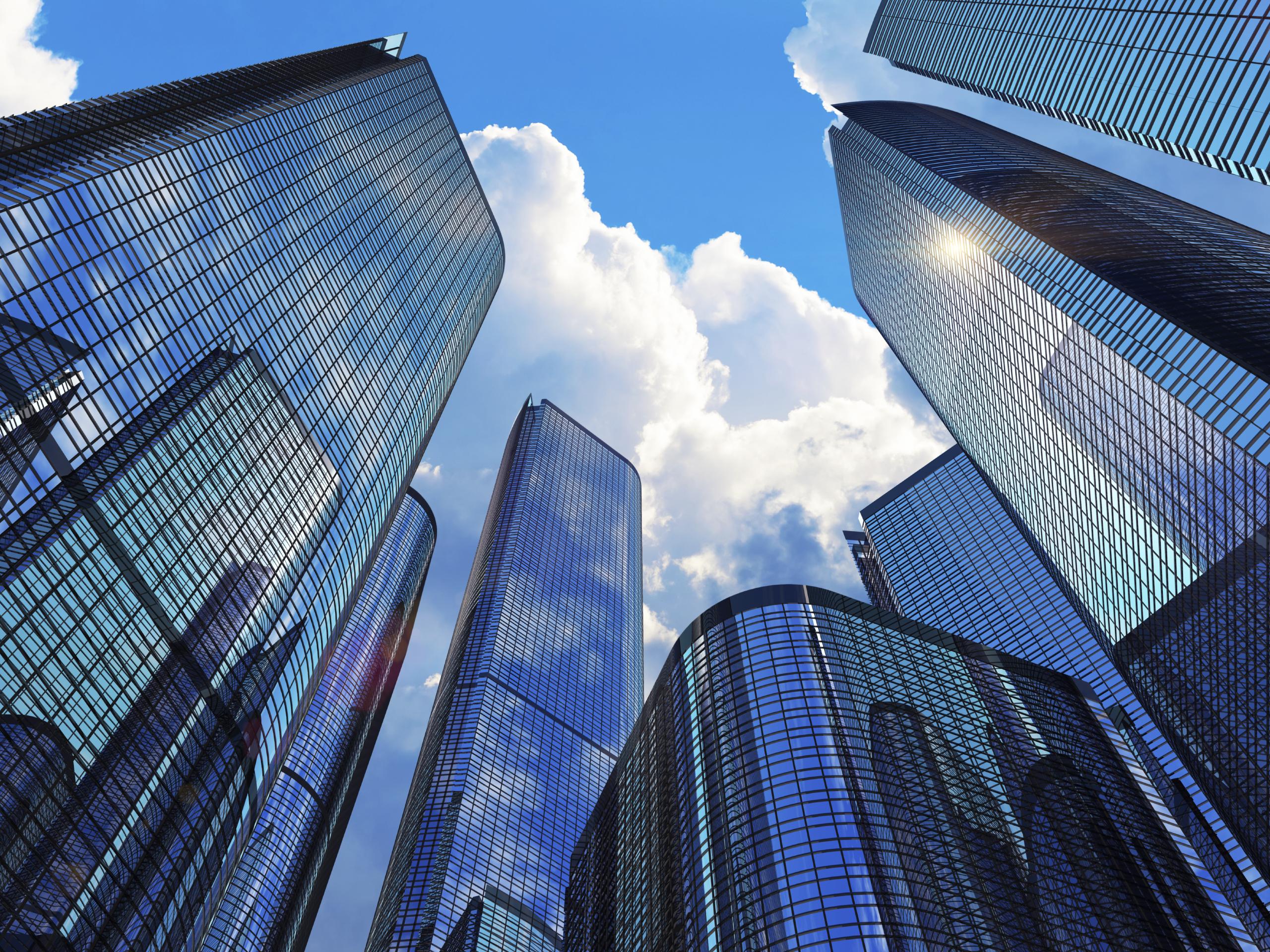 Бизнес сгради