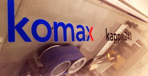 Komax Kappa 240- The latest addition to our machinery!