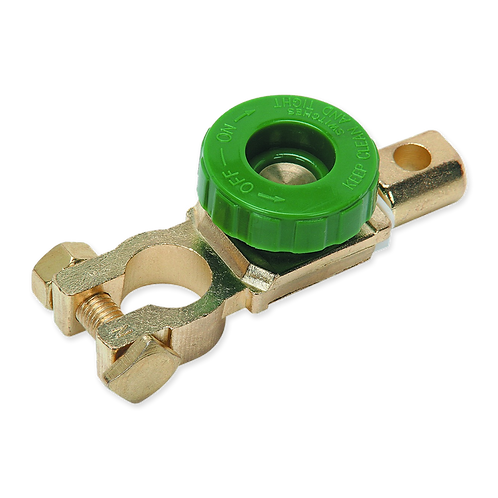 Terminal Clamp With Isolation