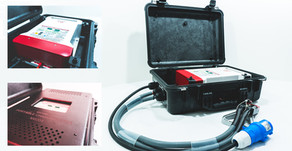 NEW PRODUCT: Vehicle Charging System