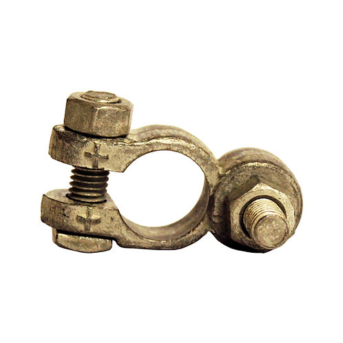 Terminal Clamp - Vertical Stud & Nut