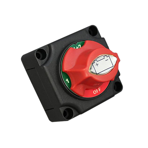Marine Battery Isolator / Changeover Switch - 4 Positions