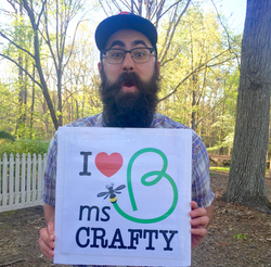 Director Jared Hess loves Ms. B!