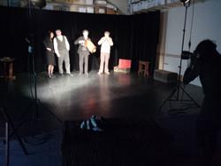 Shooting pièce de théâtre