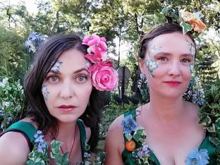 Nos Femmes Fleurs vous rendent la vie plus romantique !