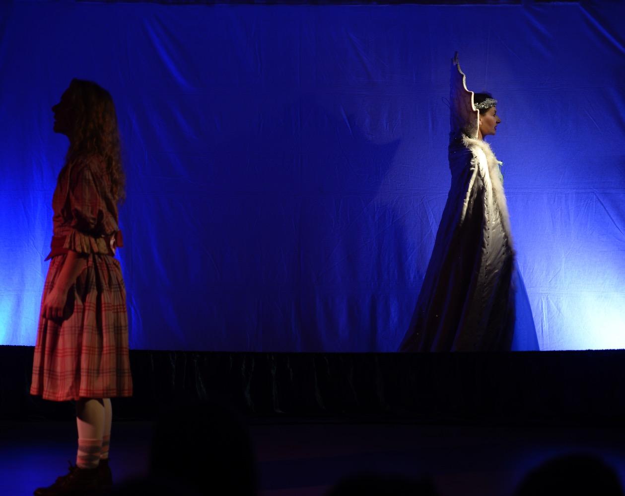 gerda et la reine des neiges