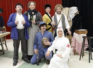 Acta Fabula fête l'Armistice et le centenaire 14-18 à Venette