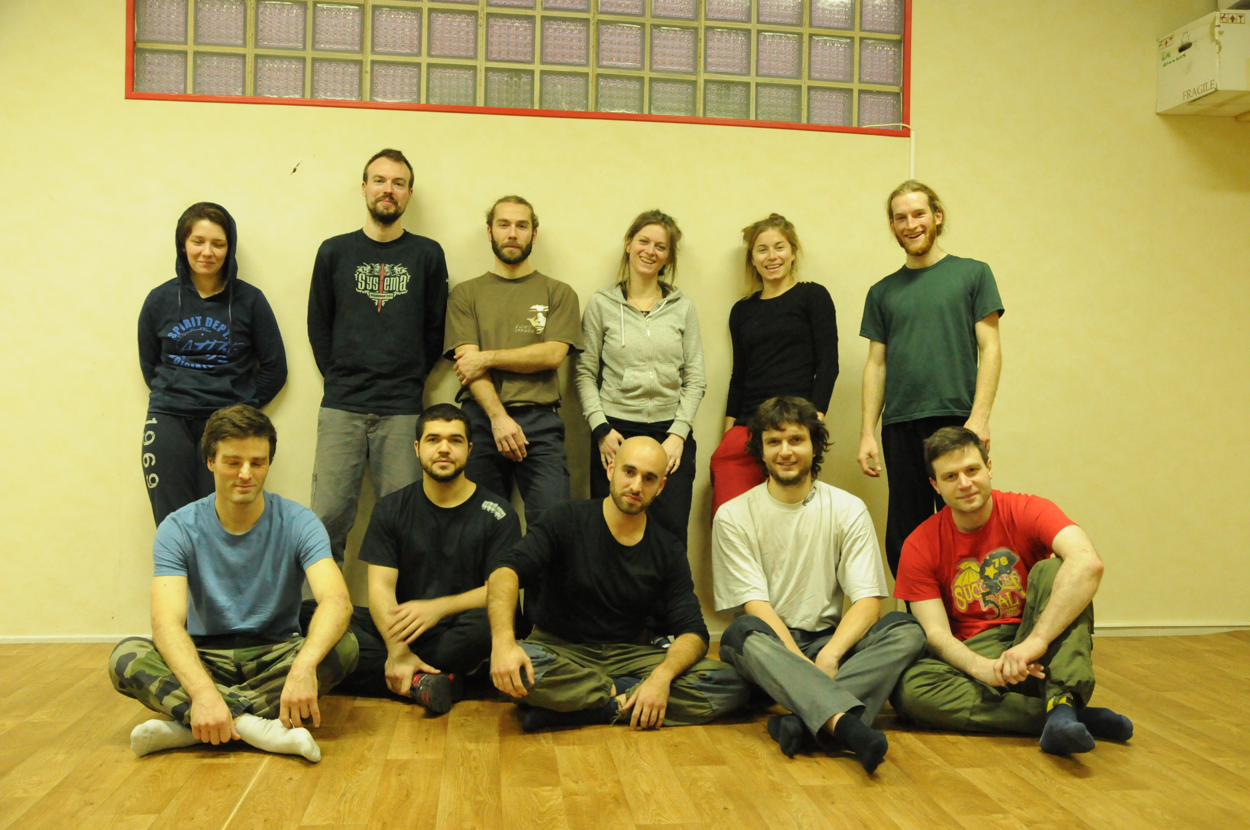 stage systema