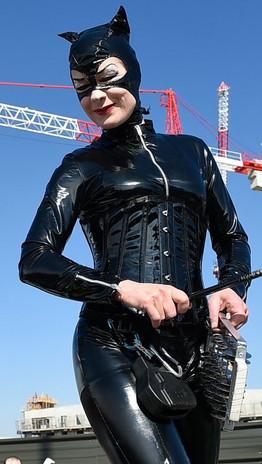 Catwoman l'échassière_