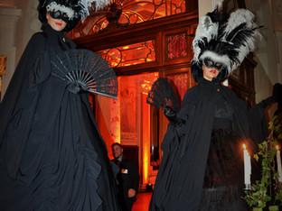 Soirée Italie et Carnaval de Venise au Plessis Robinson