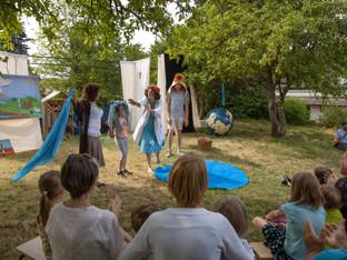 Encore une occasion de découvrir Mathilde Eaudesource dans son spectacle solo ce weekend à Montreuil