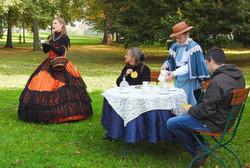 Teatime Sous le Tilleul - SAJ
