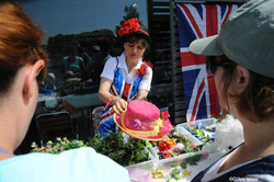 L'atelier Création de Chapeau de Garden Party