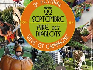 Le Safari Abeilles sera ce samedi à St Leu la Forêt pour leur Festival Ville et Campagne !
