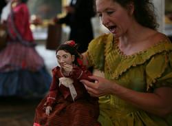 Ernestine la marionnette