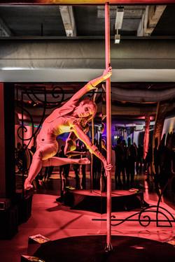 Pole Dance en sensualité