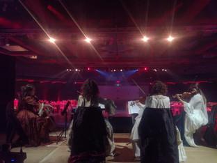 Nos violonistes enflamment Luxembourg pour une soirée sous le signe des fééries baroques