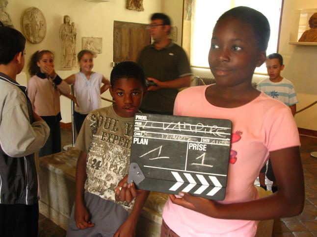 atelier cinéma musée de la renaissance