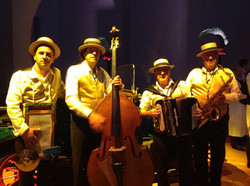 Musiciens Belle Epoque