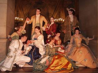 Visites théâtralisées à la bougie au Château de Bagatelle
