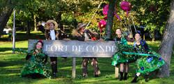 Acta Fabula au Fort de Condé