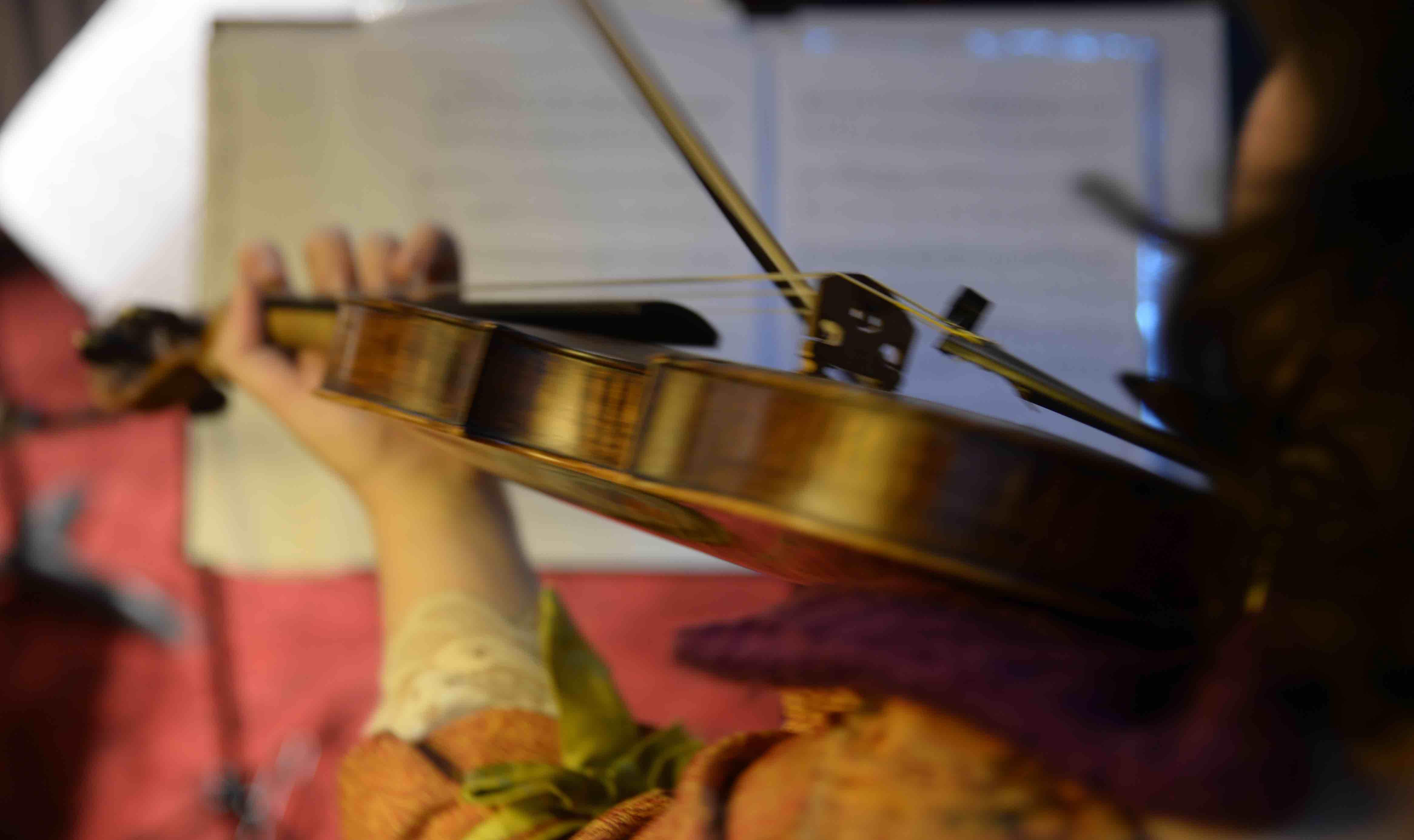 violon musique baroque