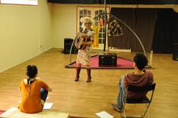 accueil en Résidence cirque