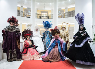 """""""Un soir à Venise""""Soirée Féérie Vénitienne à Noisy le Grand"""