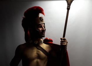 Nos Dieux Grecs prennent d'assaut le Casino Barrière de Blotzheim pour la sortie de leur nouvell