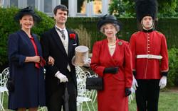 So british garden party