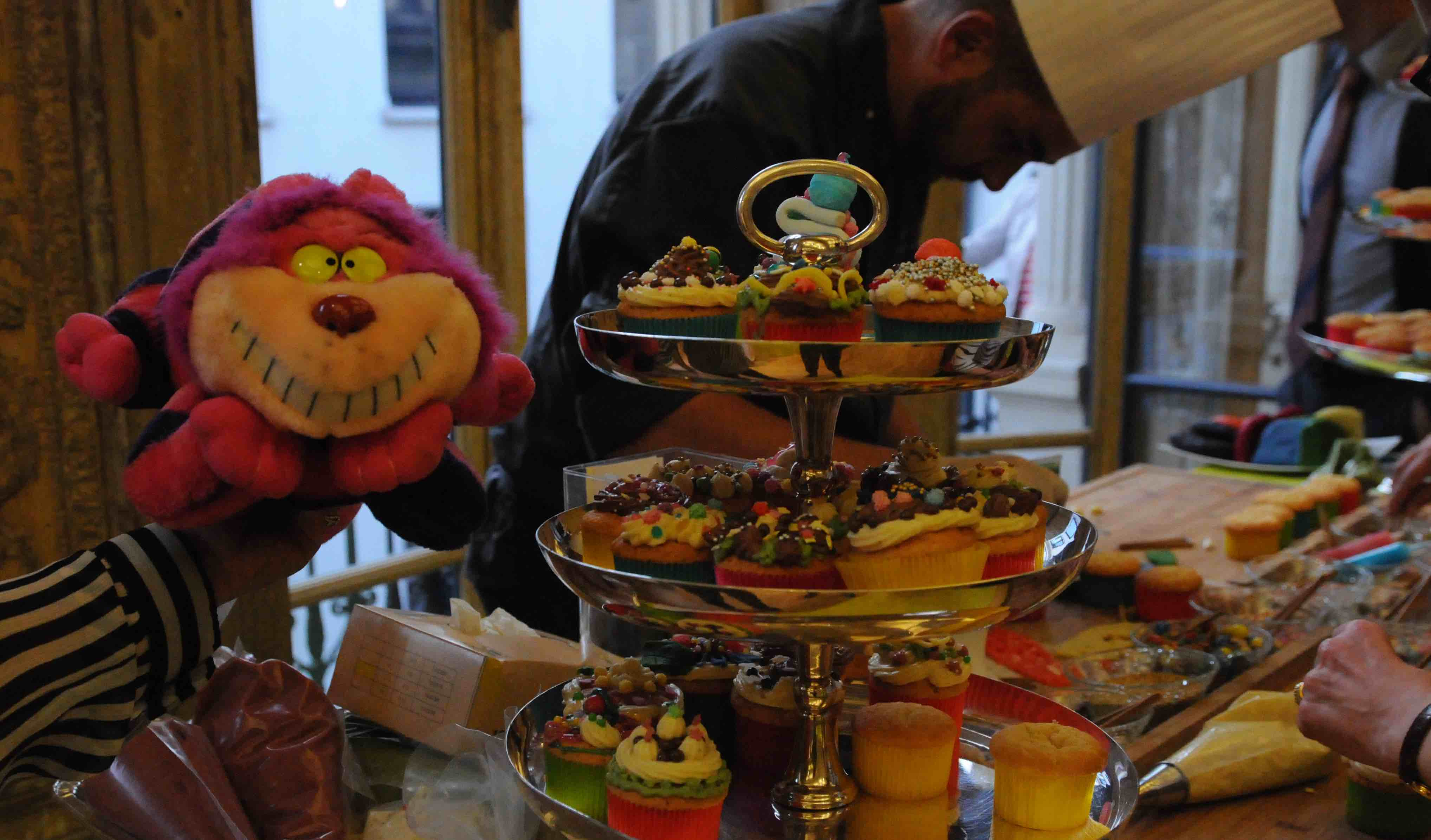 atelier cup cake chez charly