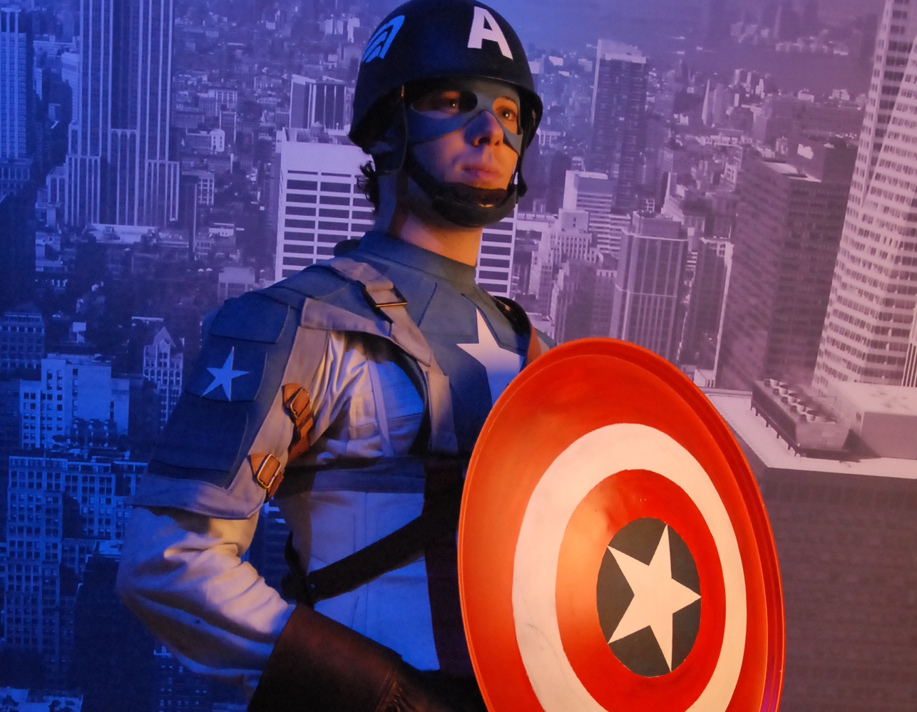 A comme America Capitaine