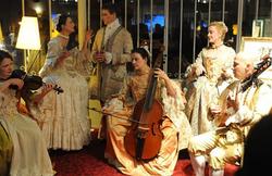quatuor musique baroque