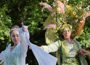 Les 4 saisons étaient au Festival Notes en Vert de Périgny