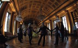 atelier de danse du Second Empire