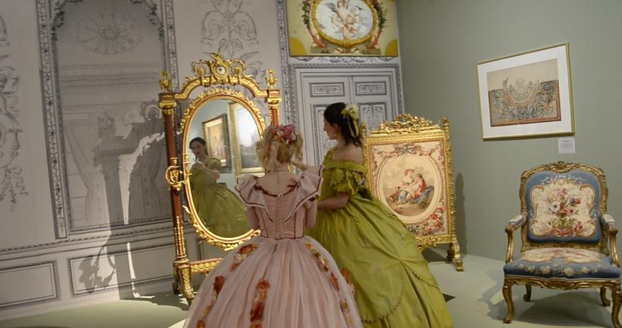 Visite théâtralisée, musée d'orsay, soir