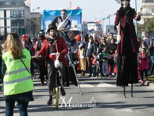 Le Merveilleux Carnaval de Tim Burton à Montévrain