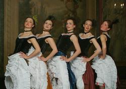 les girls du frenchcancan