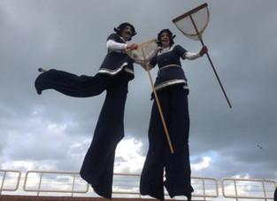 Retour sur la Fête de la Coquille St Jacques à Villers sur Mer