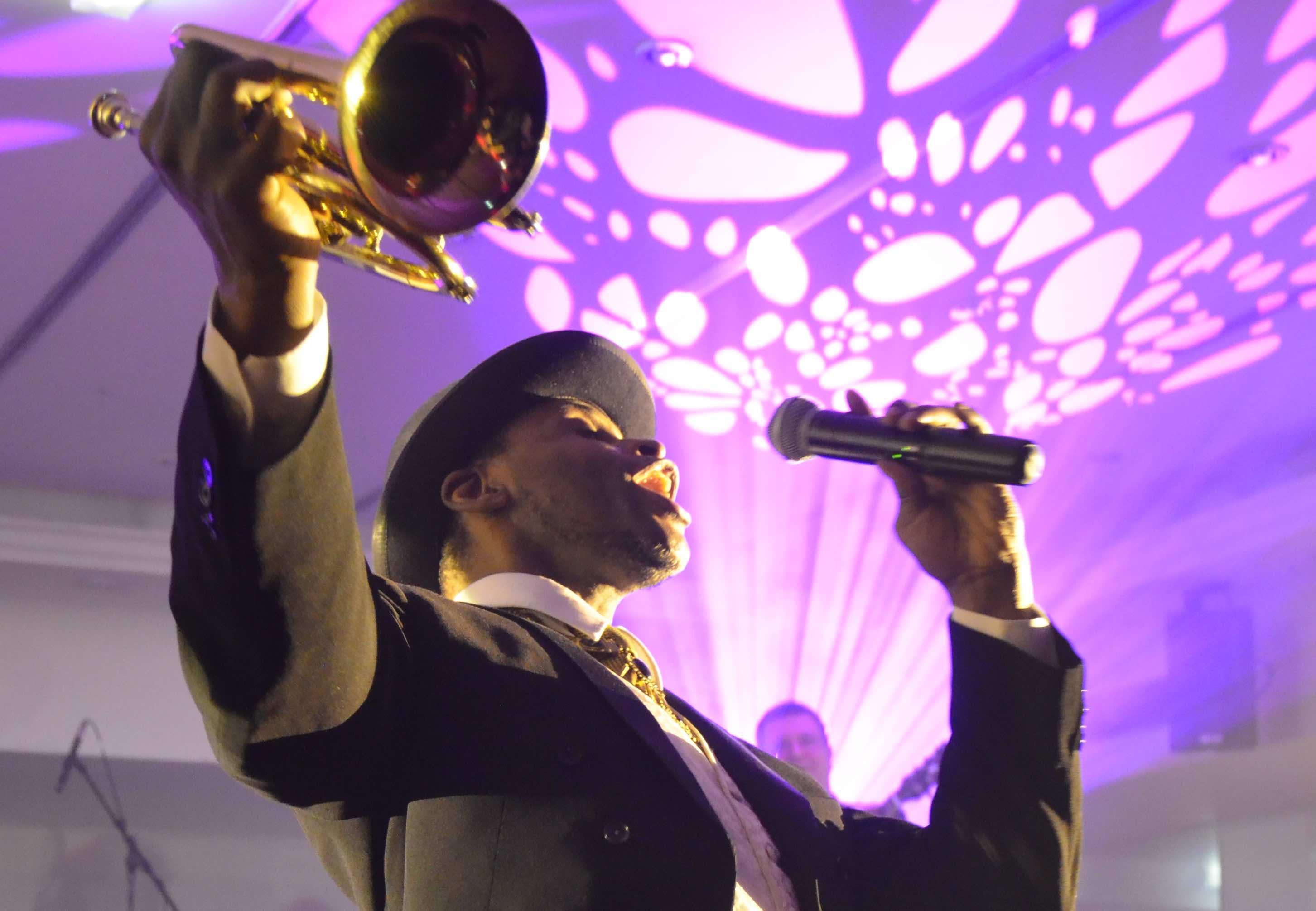 Chant et trompette Cabaret jazz