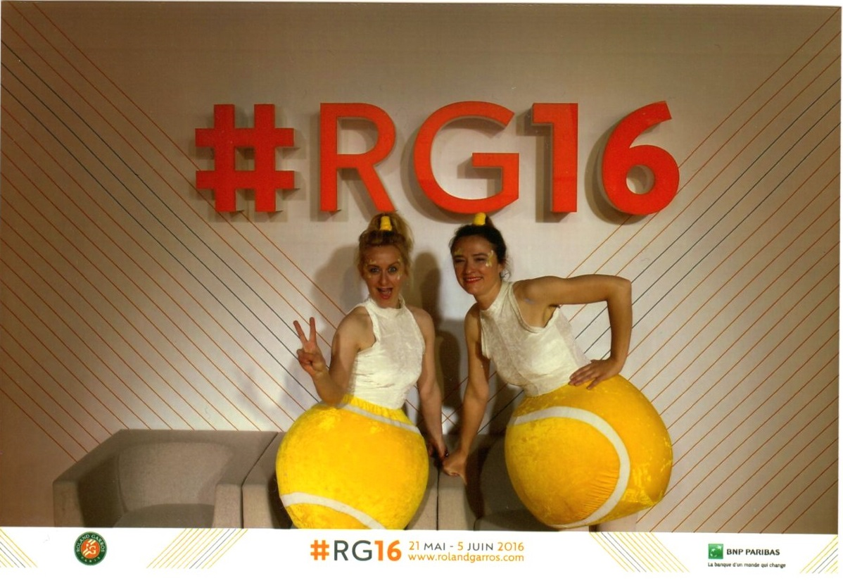 Balles Roland Garros 2016