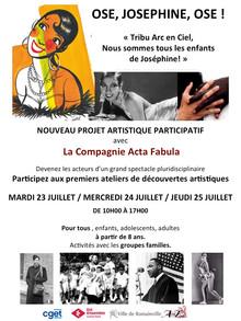 Nouveau projet artistique participatif !