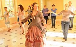 Atelier d'initiation à la danse baroque