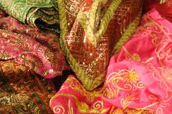 tissus et matières atelier costumes