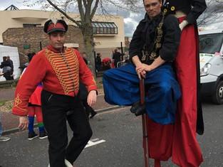 Acta Fabula anime le Carnaval d'Ifs sur le thème du Cirque
