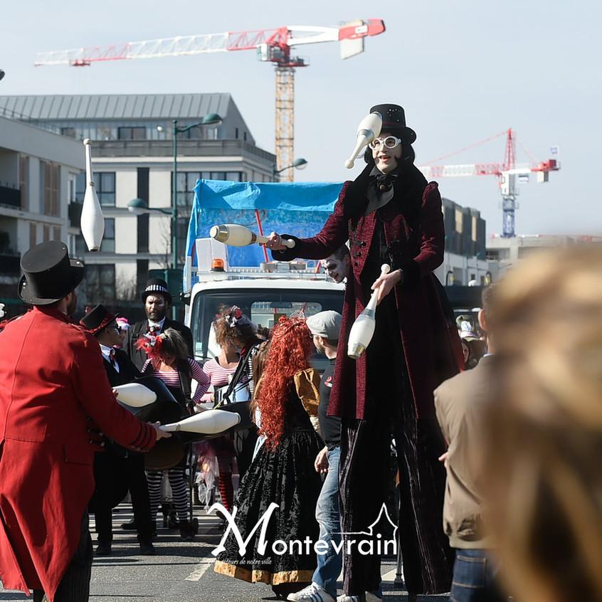 jonglage de rue, cirque de rue