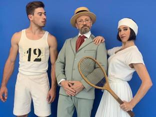 Acta Fabula prépare les Jeux Olympiques et revient sur JO Paris 1924  !
