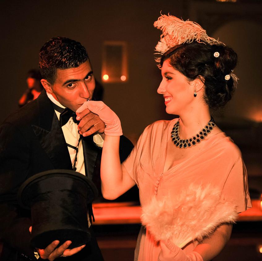 couple 1920